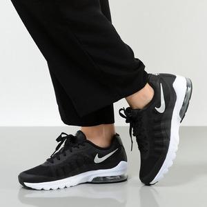 나이키 우먼스 에어맥스 인비고 검흰, Nike Air Max Invigor, 749866-001