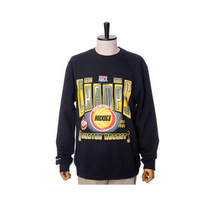 미첼엔네스 NBA 휴스턴로켓츠 챔프 맨투맨, MitchellandNess HOUSTON ROCKETS WINNER TAKES ALL CREW SWEATSHIRTS - BLACK - 풋셀스토어