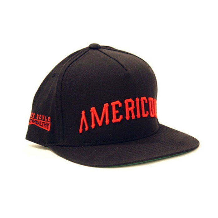 [블랙스케일]BLACK SCALE Americon Hat MH x BS - 풋셀스토어