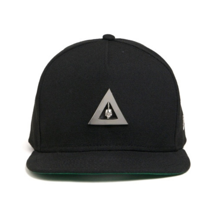 [블랙스케일]BLACK SCALE Bindhi New Era (Black) - 풋셀스토어