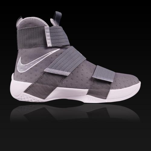 나이키 르브론 솔져10 쿨그레이, Nike Lebron Soldier X, 844374-002, 르브론농구화, 줌솔저10