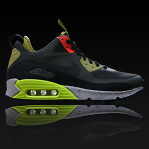 ����Ű ����ƽ� 90 ����Ŀ����, NIKE AIR MAX 90 SNEAKERBOOT NS, 616314-007