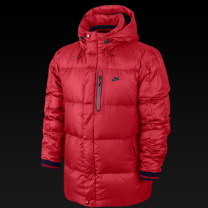 ����Ű ����� ���� 550 �ĵ�, AS NIKE DEFENDER JACKET 550 HD, 541440-657