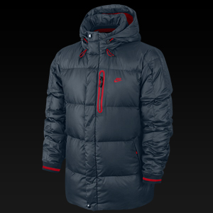 ����Ű ����� ���� 550 �ĵ�, AS NIKE DEFENDER JACKET 550 HD, 541440-495
