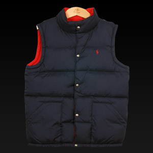 ���(KIDS) ��� �����, Polo Kids Down Vest