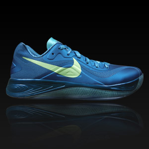 ����Ű ������ǻ�� �ο� �����, NIKE ZOOM HYPERFUSE 2012 LOW AQUA, 555034-403