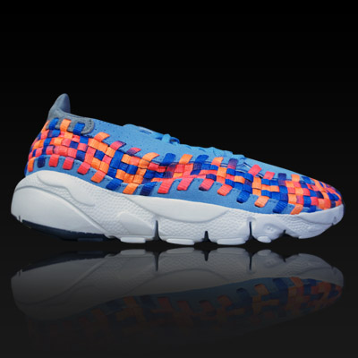 ����Ű ���� Dz�������� ��� ���, Nike Air Footscape Woven Motion, 417725-401