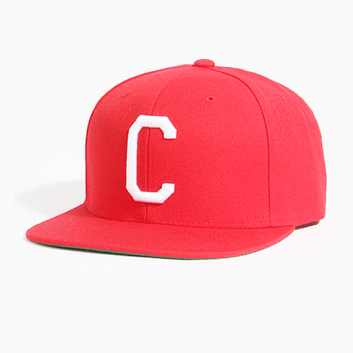 [CLSC] Collegiate Snapback Red, CLSC 스냅백
